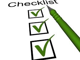 checklist uitvaart