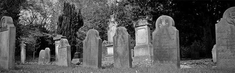 Informatiepagina over Grafstenen