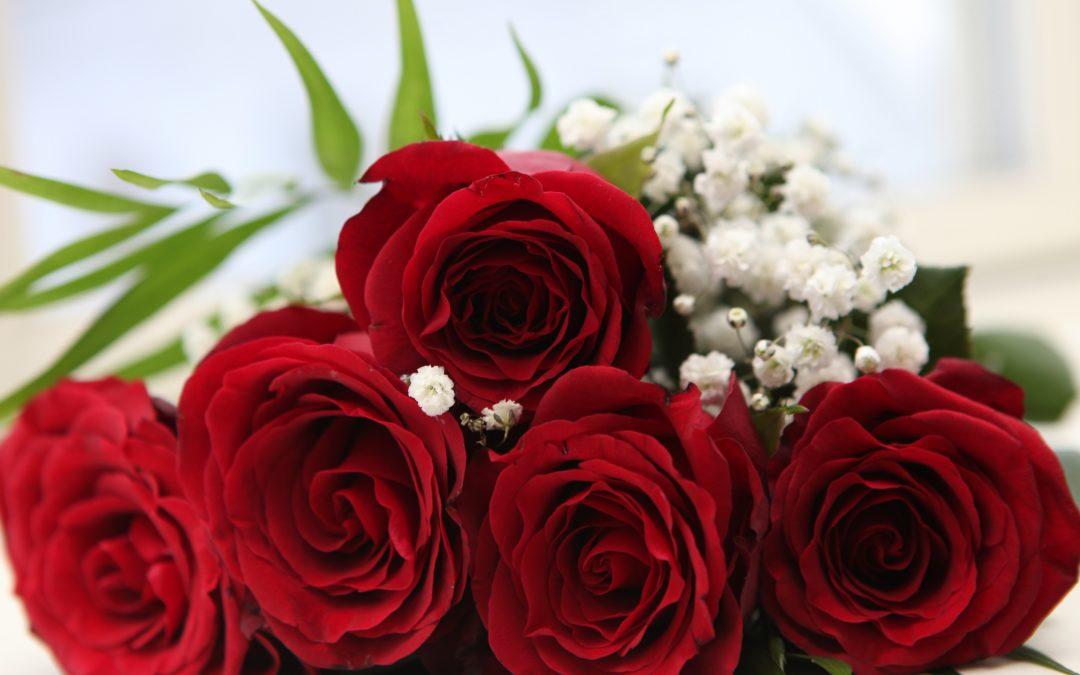 Keuze voor de bloemen bij een uitvaart